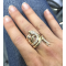 Lucky Double Snake Ring