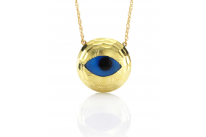 Jumbo Evil Eye Necklace
