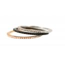 Tiny Tiny Micro Pave Diamond Rings